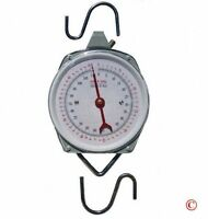 Catering Kitchen Weighting Scales Hanging Spring Hunting Meat Weigh 110lb Capac