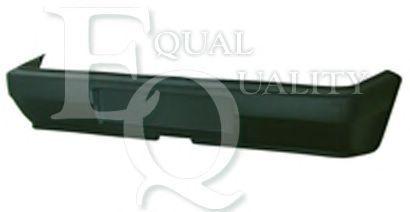 P0890 EQUAL QUALITY Paraurti posteriore FIAT PANDA 141AA 141A/_ 750 34 hp 25