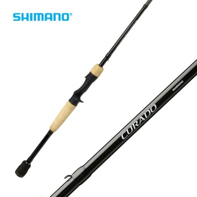 Bass Tournament Casting Rods Shimano Curado Split Grip Casting Rods