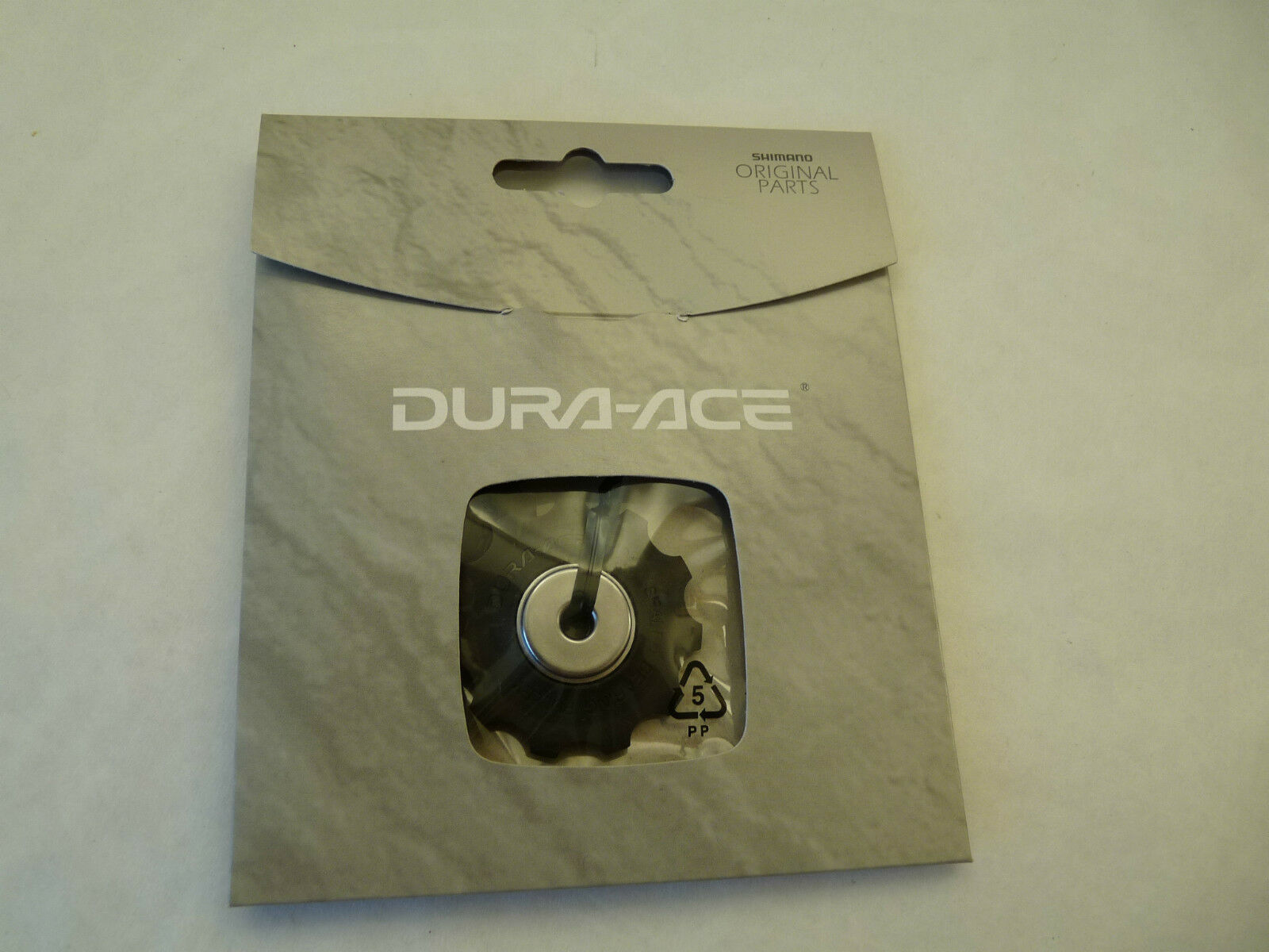 Shimano Dura Ace Rear Derailleur pulleys 7700 7800 Fit 9  & 10 speed 11T NOS  promotional items