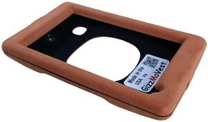 NUVI-3597lmthd-Cover-Faux-Suede-Apricot-Case-Made-in-the-USA-by-GizzMoVest-LLC