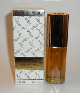 Details about Weil de Weil by Parfums Weil Perfume Women 2 oz Parfum De Toilette Spray RARE