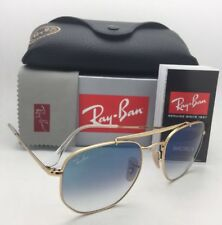 dca065ce2f item 3 New RAY-BAN Sunglasses RB 3648 001 3F 54-21 Gold Aviator with Blue  Gradient Lens -New RAY-BAN Sunglasses RB 3648 001 3F 54-21 Gold Aviator  with Blue ...