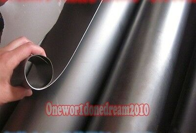 Flexible Graphite Graphoil Gaskets Thin Sheet Foil Paper Thickness 0.3mm to 1mm