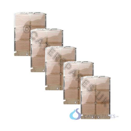 Dualit Combi 2 2 Complet Chauffage Élément Set 3 X Centre 2 X Fin 4
