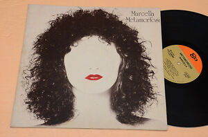 MARCELLA-LP-METAMORFOSI-1-ST-ORIG-1974-GATEFOLD-CON-CAPELLI-IN-RILIEVO