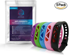 5-Pack-Mosquito-Repellent-Bracelets-Insect-Repellent-Band-Natural-Repellent