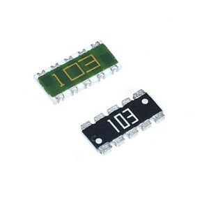 77063510P Pack of 100 Resistor Networks /& Arrays 51ohms 6Pin 2/% Isolated