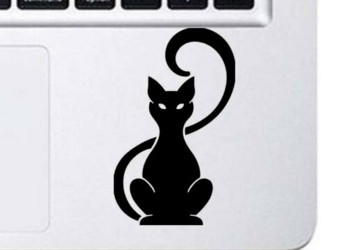 Die Cut Vinyl Narrow cat vinyl Decal Car Decal Sticker For Car Window,