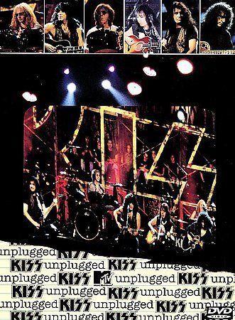 b9580cc710e KISS - Unplugged (DVD
