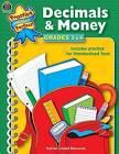 Decimals & Money Grades 3-4 by Teacher Created Resources (Paperback / softback, 2002)