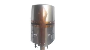 Medieval Knight Crusader Armor Templar Helmet-Medieval Helmet Gift Item