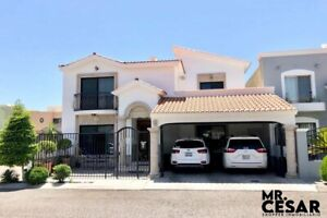 Casa en Montebello Residencial al poniente de Hermosillo