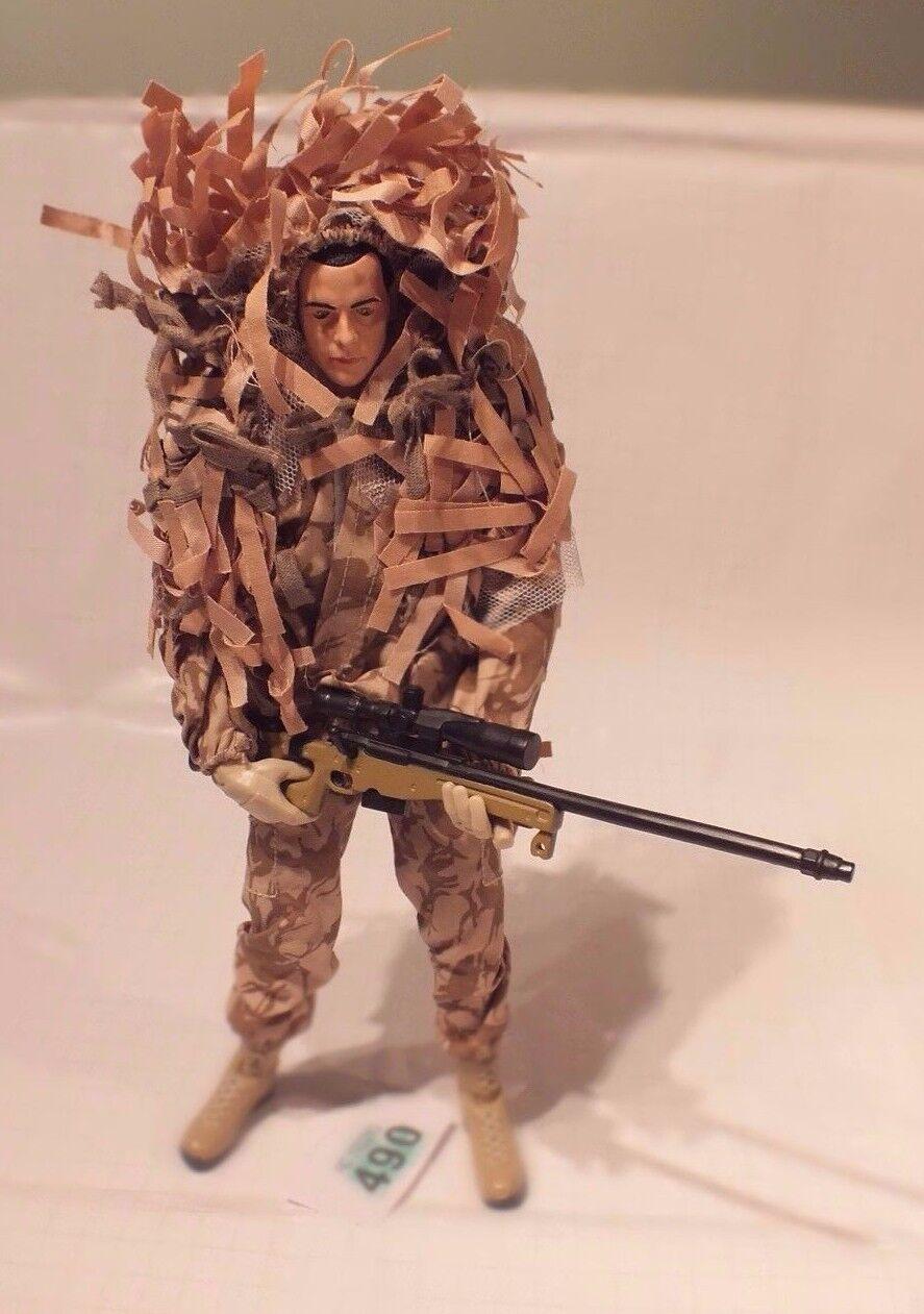 HM fuerzas fuerzas fuerzas armadas soldado de las fuerzas británicas figura de acción Francotirador Lote B490 7bdf7e