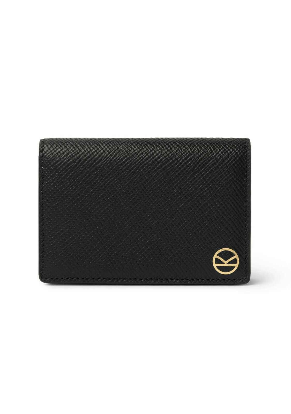 Kingsman x Smythson Panama Cardholder Black Calf Leather - Brand new, RRP