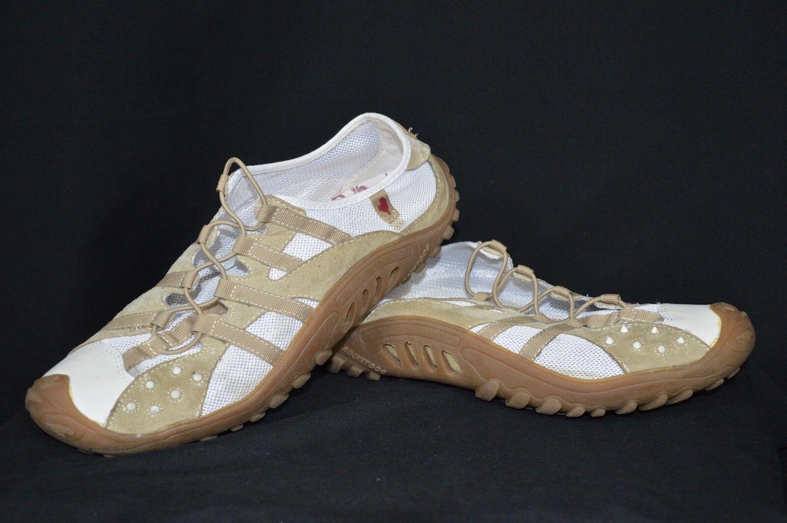 Rocket Dog Womens 13 White Beige Slip On Close Toed Breathable shoes