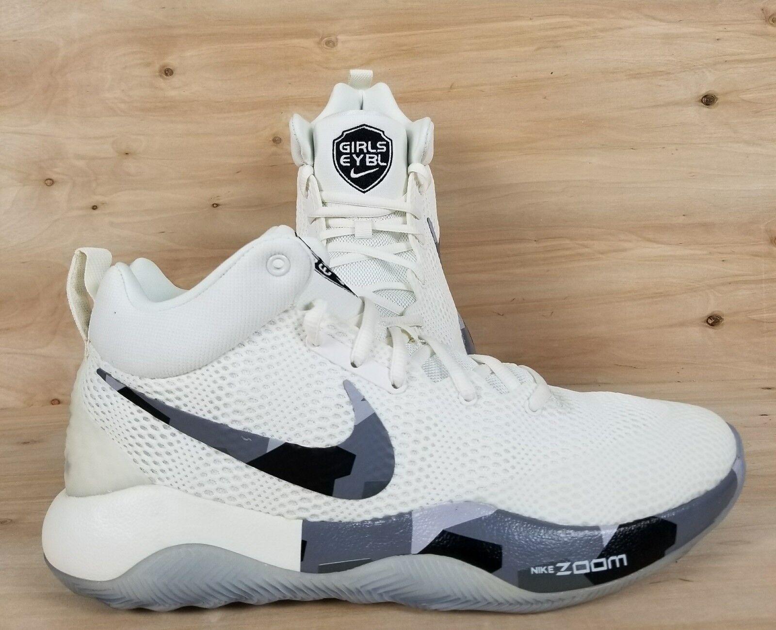 Nike zoom riv campione ragazze eybl ep promo campione riv scarpe da basket [100] aa3419 uomini sz: dbf8df