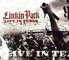 Live in Texas by Linkin Park (CD, WarnerVision Entertainment)
