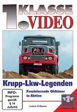 DVD Krupp-Lkw-Legenden Rio Grande