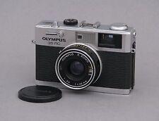 Olympus 35 RC Rangefinder 35mm  Camera . See description.