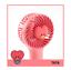 miniature 7 - BTS BT21 Mini Hand Fan Line Friends Official Portable Baby Handheld k-pop