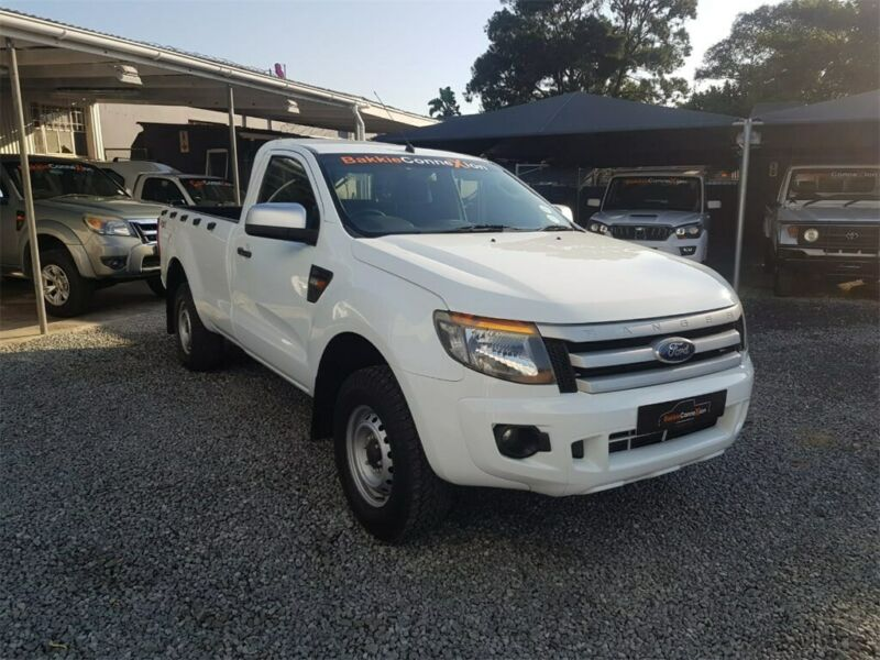 2013 Ford Ranger 2.2 TDCi XLS 4x4 S/Cab, White with 231000km available now!