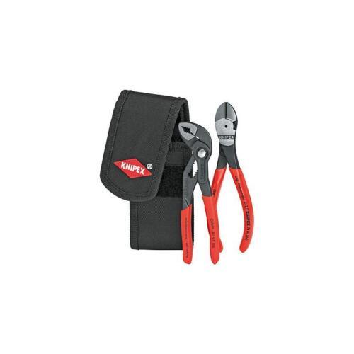 Knipex Mini-zangenset dans Ceinture à outils sac 00 20 72 v02