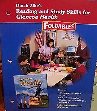 Dinah Zike S Reading And Study Skills For Glencoe Health Foldables 9780078618703 EBay