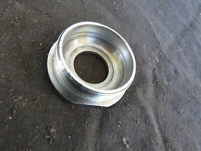 Vintage Suntour Cyclone Bottom Bracket Axle Fixed Cup,Eng.1370X24,W.Bearings.NOS