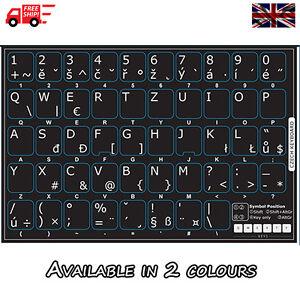 CZECH Keyboard