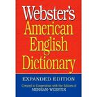 Webster's American English Dictionary by Federal Street Press (Paperback / softback, 2013)