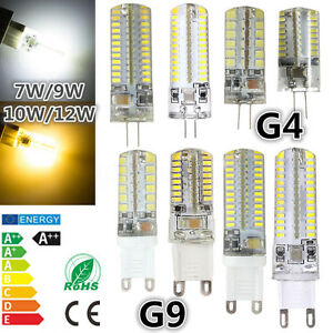 G4-G9-Corn-2835-3014-LED-Ampoule-Bulb-Silicone-Etanche-7-9-10-12-15W-AC-85-265V