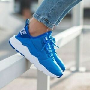 Carne de cordero permanecer abrelatas  Tenis Nike Air Huarache Run Ultra Azul/Blanco 819151-400 para mujer Talla  7.5 | eBay