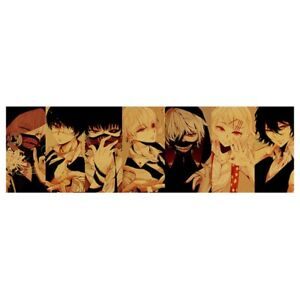 Classic-Anime-Tokyo-Ghoul-Kaneki-Poster-Paper-Wall-Painting-Home-Esdtu-L7F1