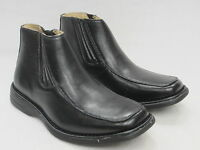Sale Mens Maverick Slip On Ankle Boot In Black Mav28