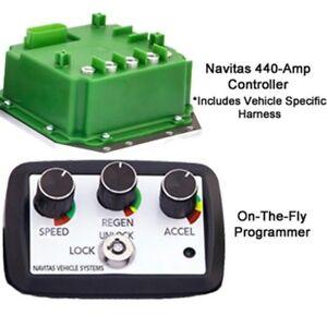 details about e-z-go txt dcs system navitas 440-amp 36-volt controller kit  1995-1999