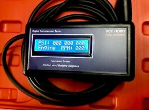 piston and rotary engine compression tester rx8, rx7, 13b,12a, v8 non print