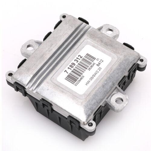 Xenon Scheinwefrer Kurvenlicht Leistungsmodul Für BMW E90 E91 7189312 7934836