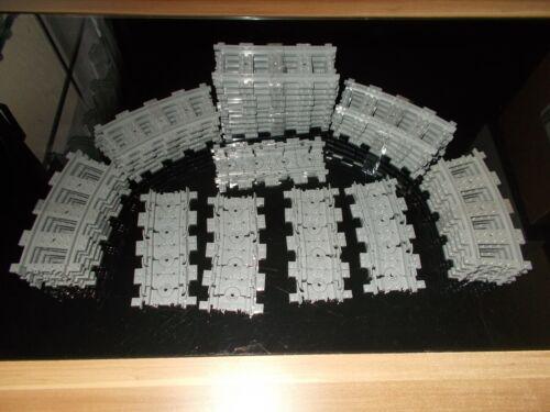 für 60051 RC 60197 60052 Lego® City Eisenbahn 35 Schienen u.a 60198