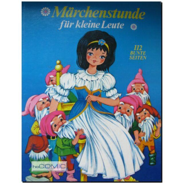 Märchenstunde für kleine Leute MÄRCHEN Märchenbuch Vorlesen Grimm Pestalozzi 77