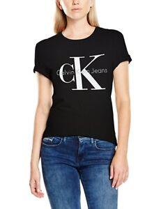 M T Femme Klein Calvin shirt Jeans wEzXUCq