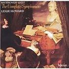 Franz Liszt - Beethoven-Liszt: The Complete Symphonies (1993)