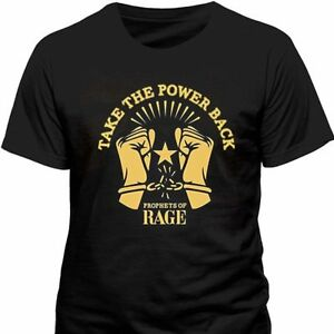 Details about Prophets Of Rage - Take The Power Back T Shirt - NEW &  OFFICIAL
