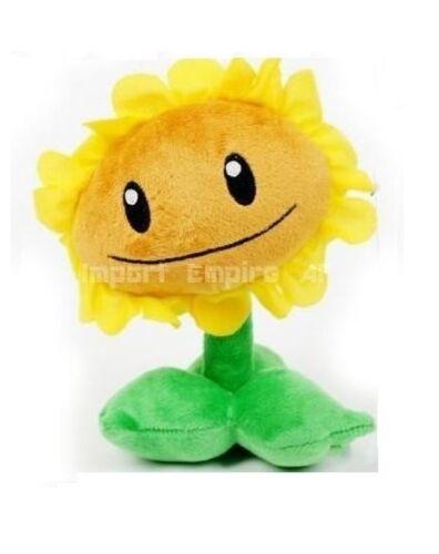 Pflanzen gegen Zombies Sonnenblume 18 cm Plüsch Sunflower Plush Plants Vs 2