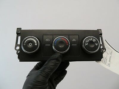 Hiscarpart #6055K Fits Buick Lucerne Temp AC Heat AIR Climate Control Switch