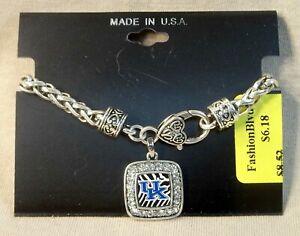 University-of-Kentucky-Charm-Bracelet