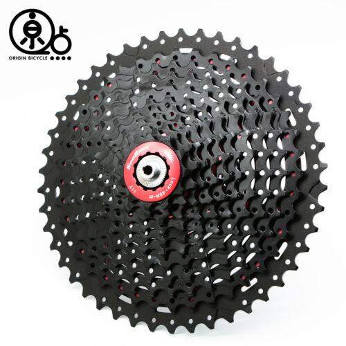 SunRace CSMX8 EAZ 11Speed 11-46T Mountain Bike Bicycle Cassette Fit Shimano Sram