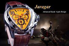 Montre Automatique sport racing Rétro Jaragar Original homme PROMO Men Watch
