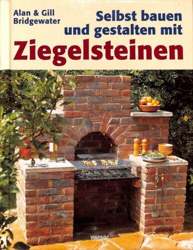 Gestalten und bauen mit alten Ziegelsteinen Wege Ofenbau Gartenelemente Mauern