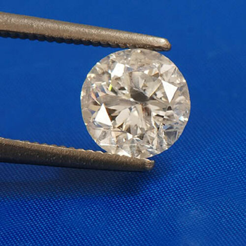 Top Quality 100/% Natural White Diamond Round Cut 0.12CT With Free Certificate